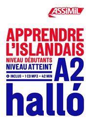 Dernières parutions sur Islandais, Apprendre l'Islandais - Hallo - Débutants et Faux-débutants
