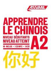 Dernières parutions dans Objectif langues, Apprendre le chinois