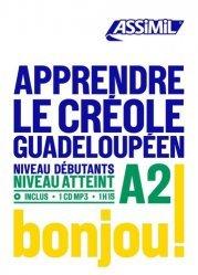 Dernières parutions dans , Apprendre le créole guadeloupéen A2
