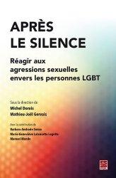 Dernières parutions sur Traumatismes psychologiques, Après le silence
