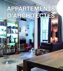 Dernières parutions sur Architecture intérieure, Appartements d'architectes