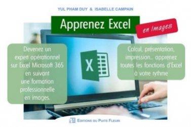 Dernières parutions sur Bureautique, Apprenez Excel... en images