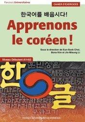 Souvent acheté avec Apprenons le coréen !, le Apprenons le coréen ! Cahier d'exercices
