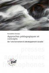 Dernières parutions sur Développement durable, Approches pédagogiques et concepts