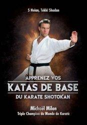 Dernières parutions sur Karaté, Apprenez vos katas de base du karaté shotokan. 5 Heian, Tekki Shodan