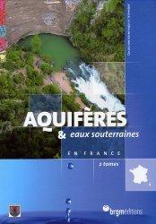 Souvent acheté avec Les cours d'eau français, le Aquifères et eaux souterraines de France