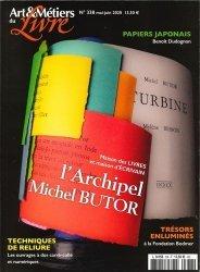 Dernières parutions sur Imprimerie,reliure et typographie, Art et métiers du livre N° 338, mai-juin 2020 : La reliure des livres au