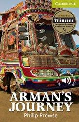 Dernières parutions dans Cambridge English Readers, Arman's Journey - Starter / Beginner