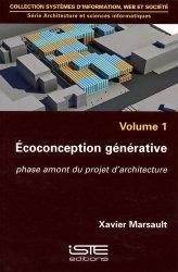 Dernières parutions sur Construction durable, Architecture et sciences informatiques