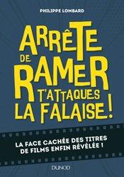 Dernières parutions sur Non-fiction, ARRETE RAMER ATTAQUES FALAISE