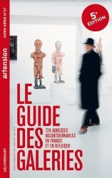 Dernières parutions sur Marché de l'art et argus, Artension Hors-série N° 27, octobre 2019 : Le guide des galeries. 5e édition
