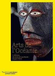 Dernières parutions sur Arts premiers et arts primitifs, Arts de l'océanie. Collections du musée du Quai Branly-Jacques Chirac