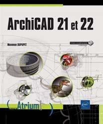 Dernières parutions dans Atrium, ArchiCAD 21 et 22