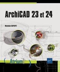 Dernières parutions dans Atrium, ArchiCAD 23 et 24