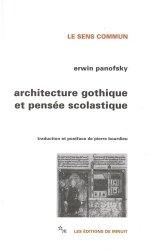 Dernières parutions sur Art gothique, Architecture gothique et pensée scolastique