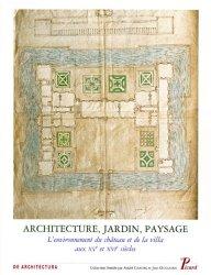 Dernières parutions dans De architectura, Architecture, jardin, paysage