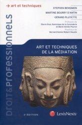 Dernières parutions dans Droit & Professionnels, Art et techniques de la médiation. 2e édition