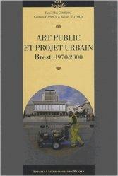 Dernières parutions dans Art et Société, Art public et projet urbain