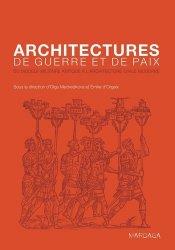 Dernières parutions sur Architecture militaire, Architectures de guerre et de paix