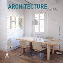 Dernières parutions sur Architecture intérieure, Architecture d'intérieur