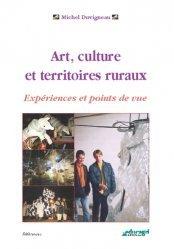 Dernières parutions dans Références, Art, culture et territoires ruraux Expériences et points de vue