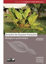 Dernières parutions sur Flores des Dom-Tom, Aracées de Guyane française