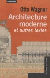 Dernières parutions dans Eupalinos, Architecture moderne et autres textes