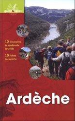 Dernières parutions dans Guides Géologiques, Ardèche