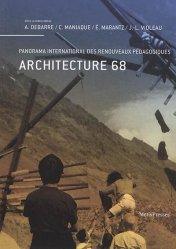 Dernières parutions sur Généralités, Architecture 68