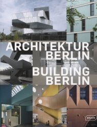 Nouvelle édition Architektur Berlin - Building Berlin