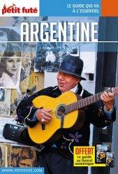 Dernières parutions sur Guides Argentine, Argentine. Edition 2019