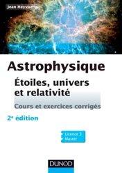 Souvent acheté avec Initiation à la Cosmologie, le Astrophysique