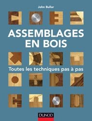 Souvent acheté avec Sculpture : guide des finitions, le Assemblages en bois