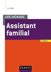 Dernières parutions sur Protection de l'enfance - Éducation spécialisée, Assistant familial
