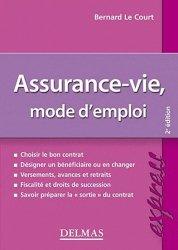 Dernières parutions dans Delmas express, Assurance-vie, mode d'emploi 2012-2013. 3e édition