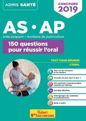 Dernières parutions dans Admis santé, AS-AP : 150 questions pour l'oral