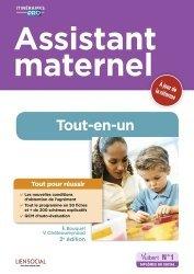 Dernières parutions dans Itinéraires pro, Assistant maternel Tout-en-un