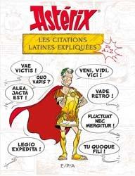 Dernières parutions sur Auto apprentissage (parascolaire), Astérix - Les citations latines expliquées