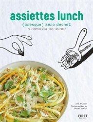 Dernières parutions sur Cuisine bio et diététique, Assiettes lunch zero déchet