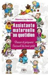 Dernières parutions sur Atsem - Assistante maternelle, Assistante maternelle au quotidien