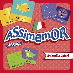 Dernières parutions dans Assimemor, Assimemor Animali & Colori - Animaux et Couleurs