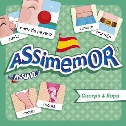 Dernières parutions dans Assimemor, Assimemor Cuerpo & Ropa - Corps et Vêtements