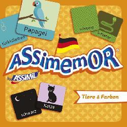 Dernières parutions dans Assimemor, Assimemor Tiere & Farben - Animaux et couleurs