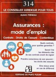 Dernières parutions dans Conseiller juridique pour tous, Assurances : mode d'emploi