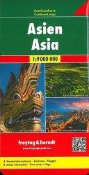 Dernières parutions sur Asie, Asie. 1/9 000 000