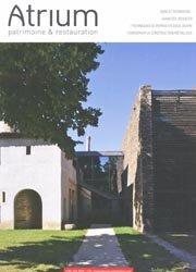 Dernières parutions sur Conservation du patrimoine, Atrium patrimoine restauration N80