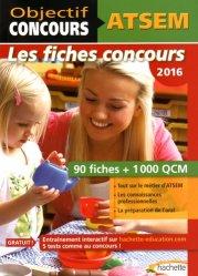 Souvent acheté avec Les 100 questions de l'oral, le ATSEM 100 Fiches 1000 QCM - Catégorie C