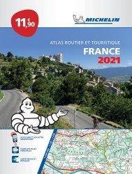 Nouvelle édition Atlas Routier et Touristique France
