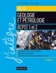 Dernières parutions sur BCPST 1ère année, Atlas de géologie-pétrologie BCPST 1 et 2