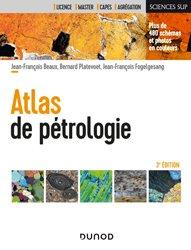 Dernières parutions sur Pétrologie, Atlas de pétrologie
